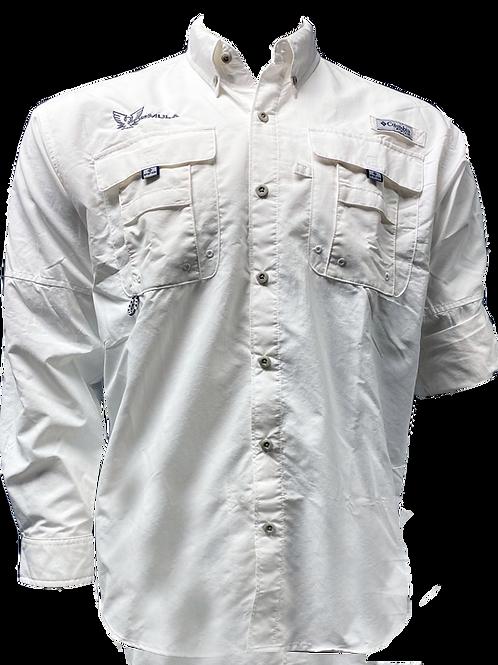Formula logo Columbia Bahama II Long-Sleeve Shirt