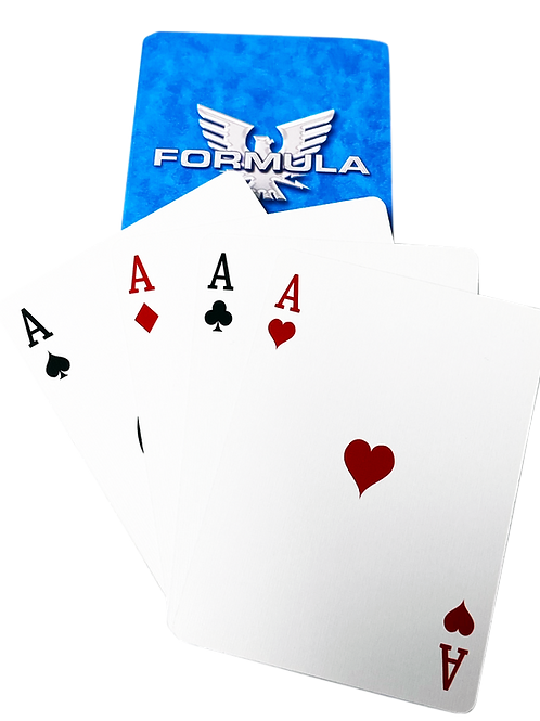 Formula Playing Cards