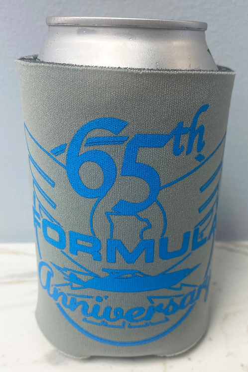 Formula 65th Anniversary Can Cooler