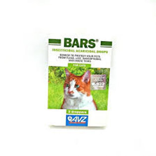 Bars for cats