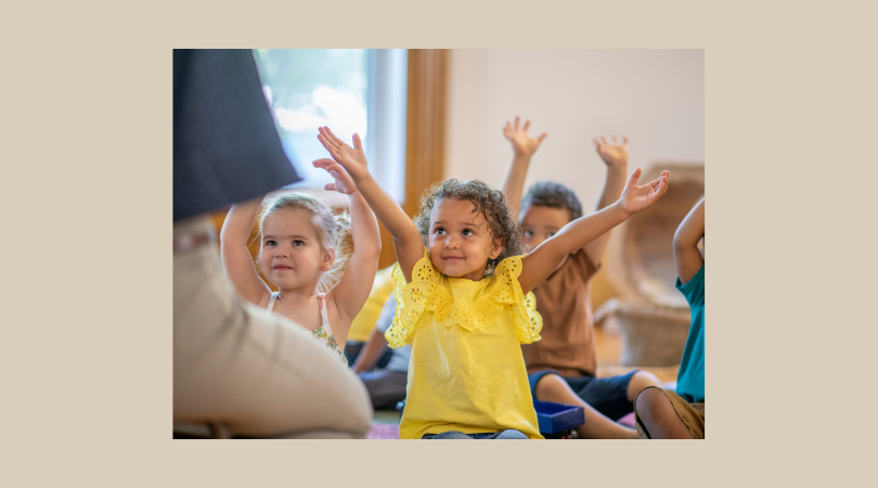 Amity Montessori Preschool Yoga Summer