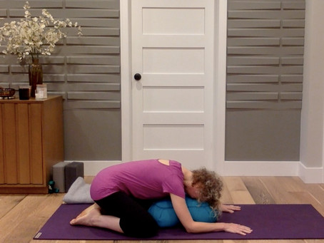 Calming Yoga Poses for Stress Relief