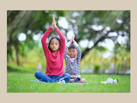 Calming Yoga for Kids