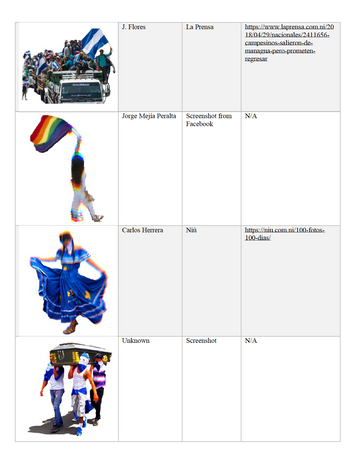 Image Citation Table 3