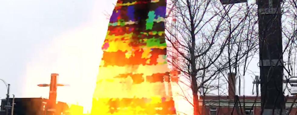 Screenshot Video The Amaya AR Project