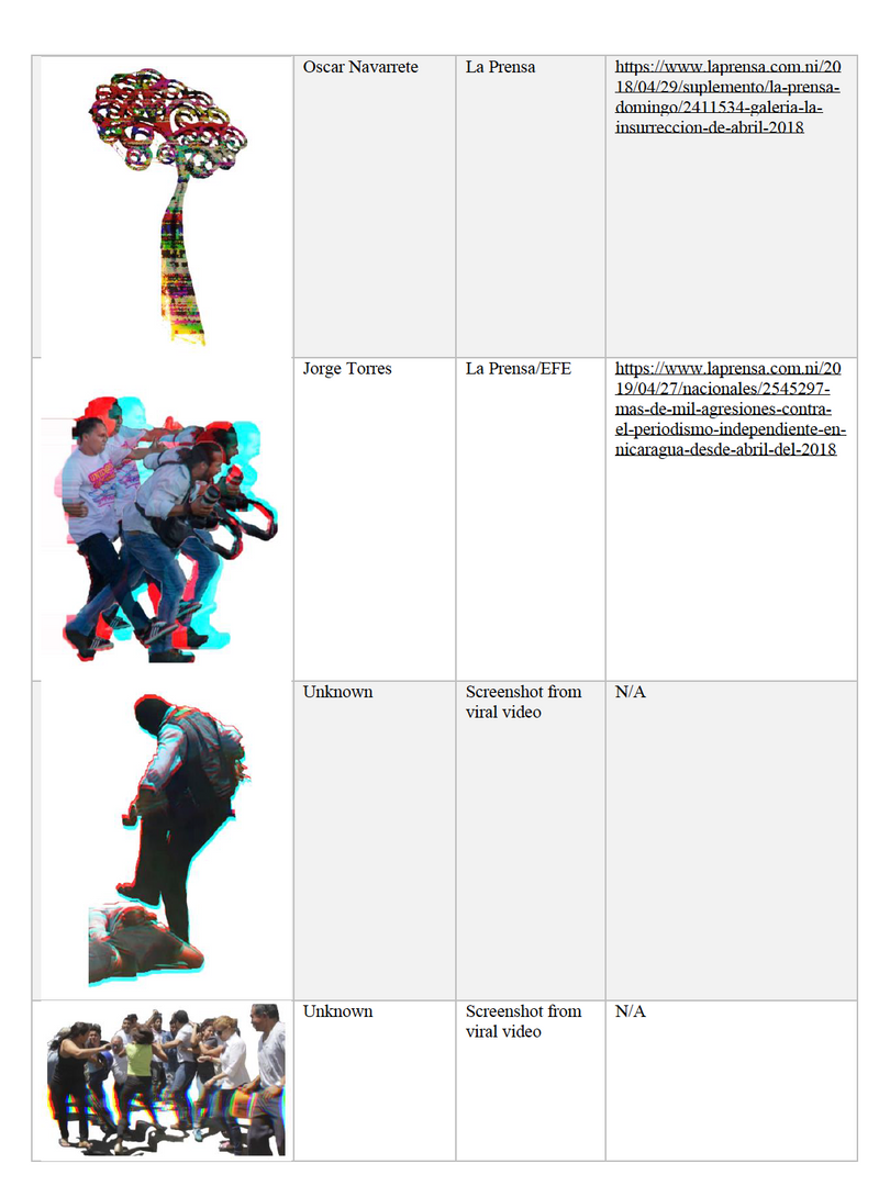 Image Citation Table 8