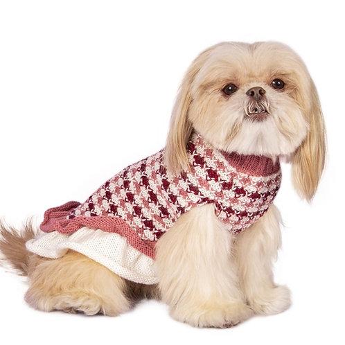 pink Lady Hundepullover, Seitenansicht