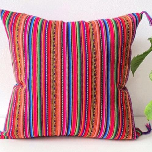Inka Kissen, Vorderansicht