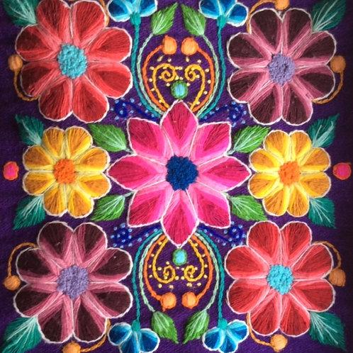 KISSEN Blumen