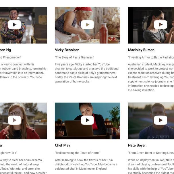 Impact Storytelling through film