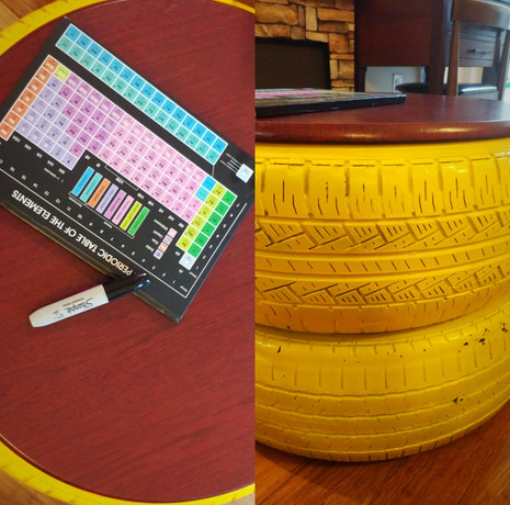 Tire tables