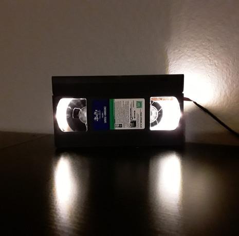 VCR light