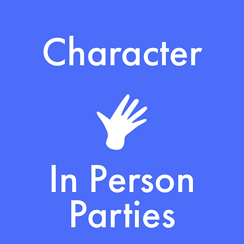 Character (In Person Party)