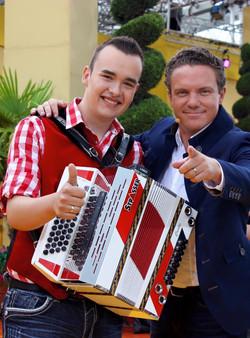 Stefan Mross und Christian Vetsch