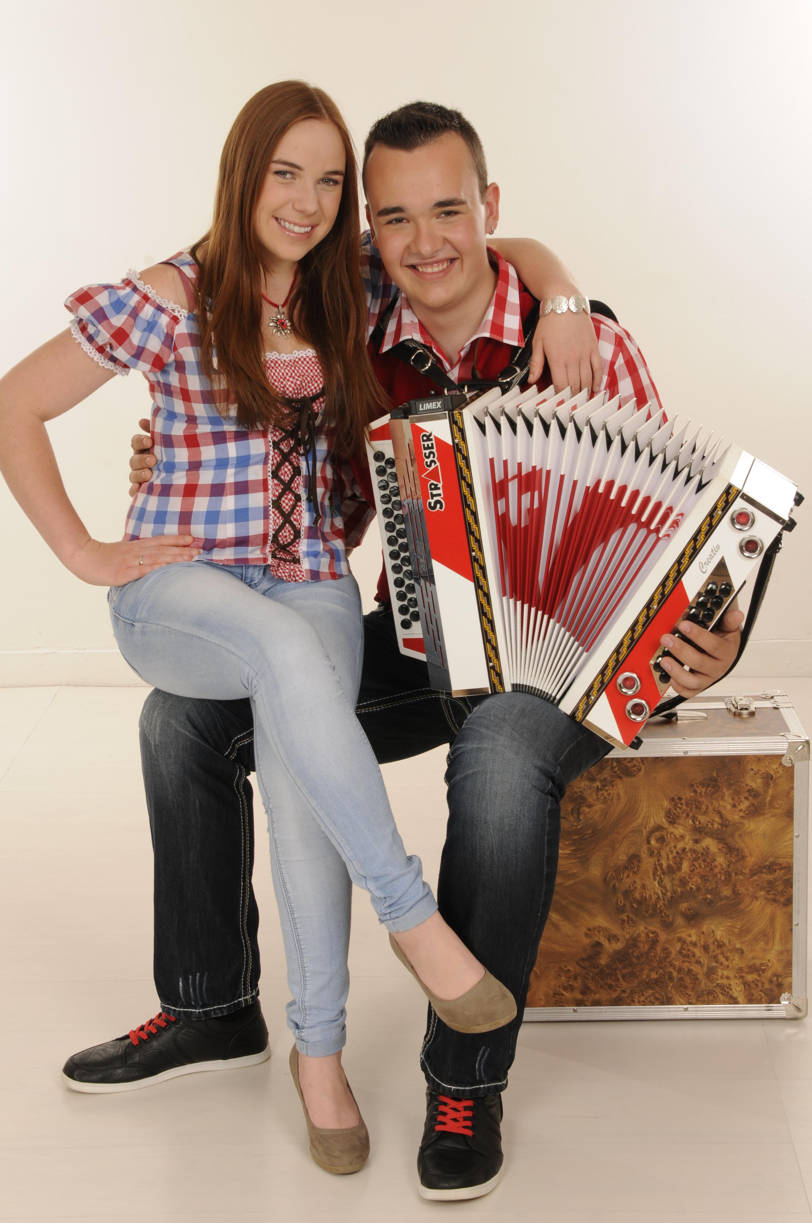 Michelle und Christian