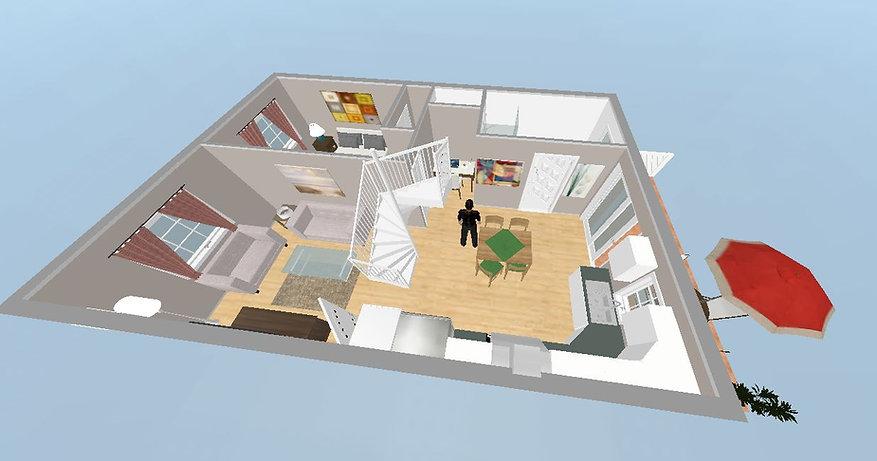 3D First Floor  2bd 2bt.JPG