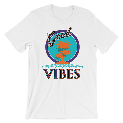 Belaire Good Vibes Tee