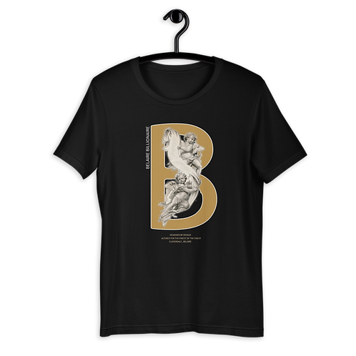 Belaire Greek Tee