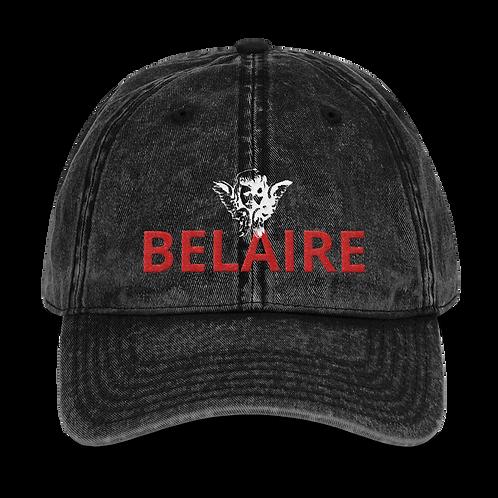 Belaire Twill Cap (Black)
