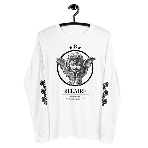 Belaire Clover Long Sleeve White