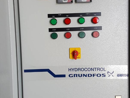 Grundfos Hydro Multi-R Variable Speed Booster Pumpset