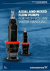 GIGAMATE - Grundfos KPL & KWM Axial Flow Propeller Pump