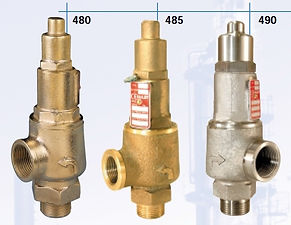 Bailey-480-485-490-safety-relief-valve