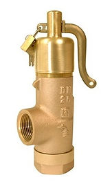 Bailey-707-safety-relief-valve