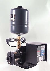 GIGAMATE - Grundfos Uni-E Variable Speed Booster Pump