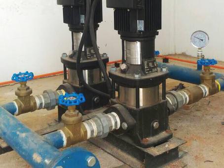 Grundfos Vertical Multistage In-line Pumps (CR Pumps)