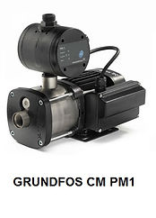 GIGAMATE - Grundfos CM PM1 Home Pressure Booster Pump