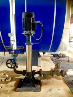 GIGAMATE Grundfos Vertical Multistage Pumps -  CR Pumps