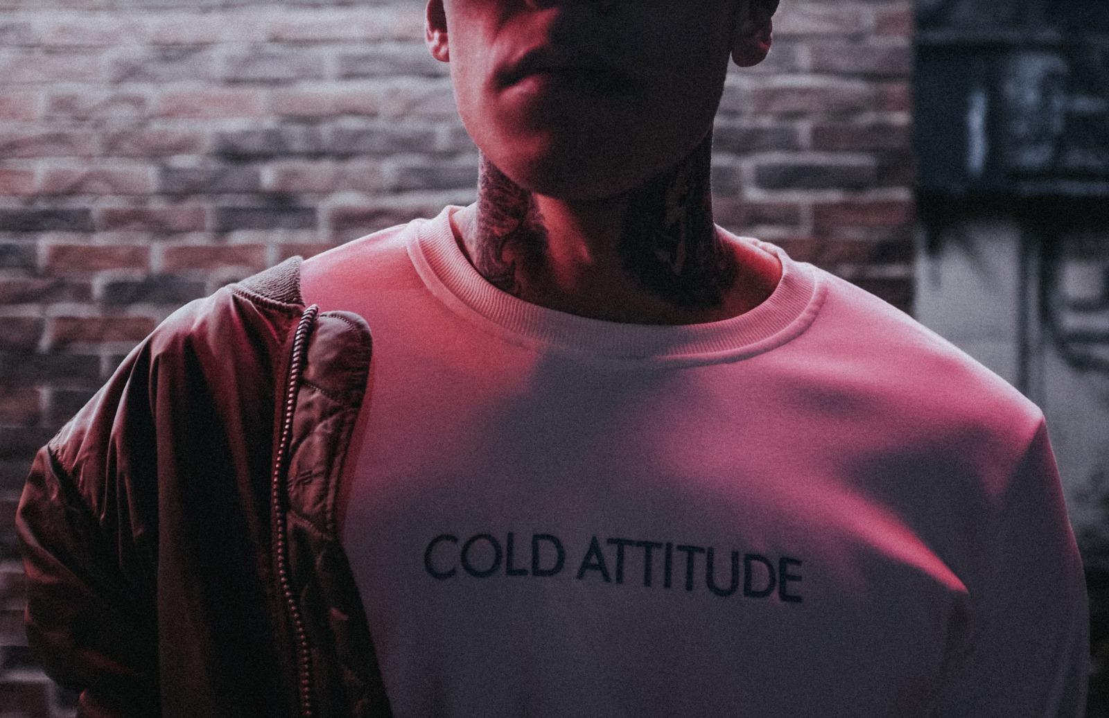 Cold Attitude Crewneck