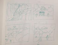 World Sketch 1