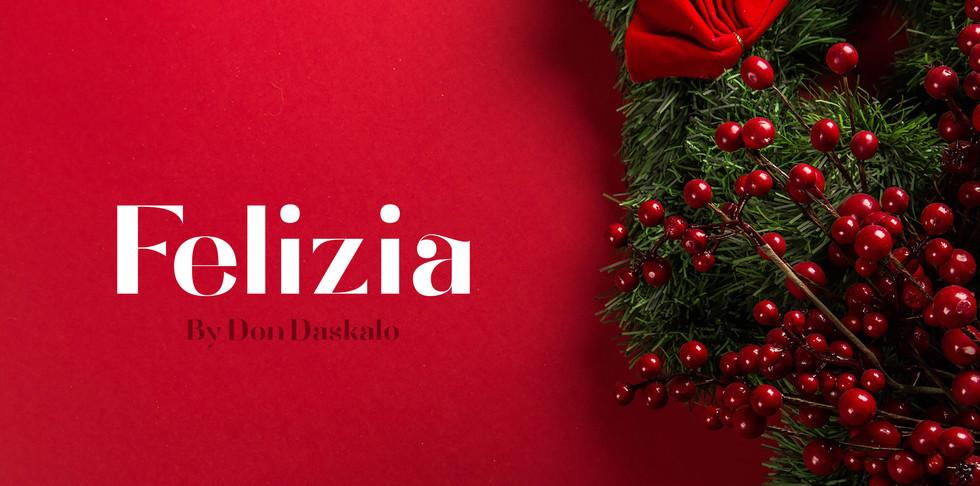 Felizia - Typeface Design