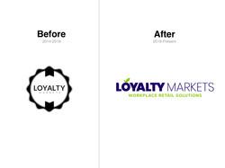 Loyalty Old vs New