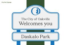 Daskalo Parkface Sign 1