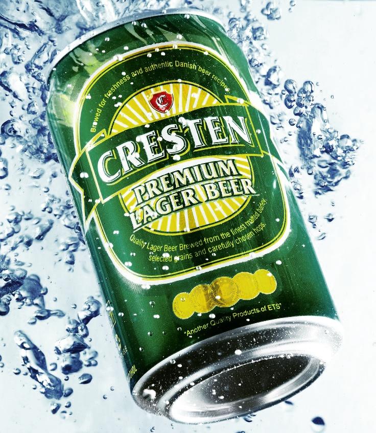 Cresten Beer Ad