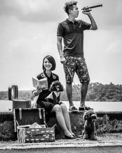 PETs Magazine - Ian Fang/Julie Tan
