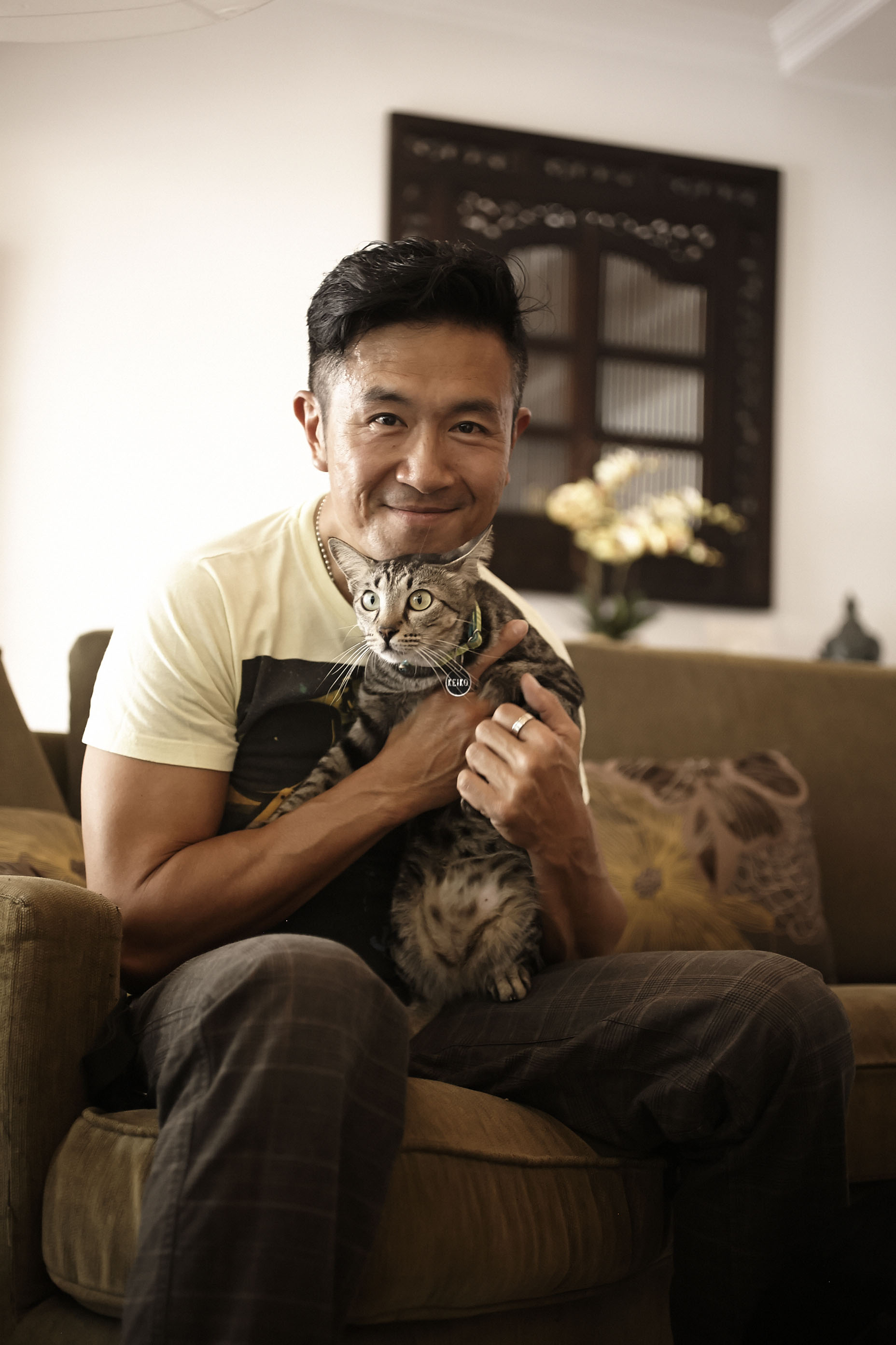 PETs Magazine - Adrian Pang