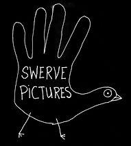 Swerve Pictures hand turkey logo
