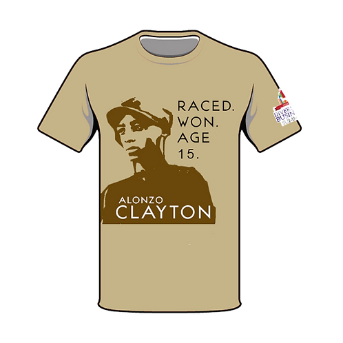 Black Jockey Shirt ALONZO CLAYTON