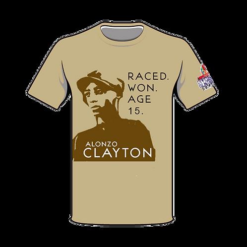 Black Jockey Shirt ALONZO CLAYTON