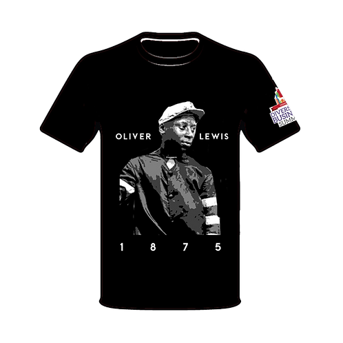 Black Jockey Shirt OLIVER LEWIS