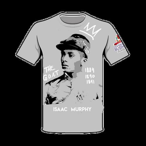 Black Jockey Shirt ISAAC MURPHY