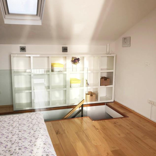 SolineHome Brela | House for rent | Roof window