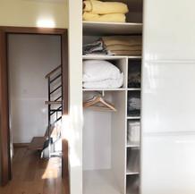 SolineHome Brela | House for rent | Internal wardrobe