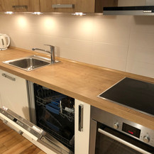 SolineHome Brela | House for rent | Dishwashing machine