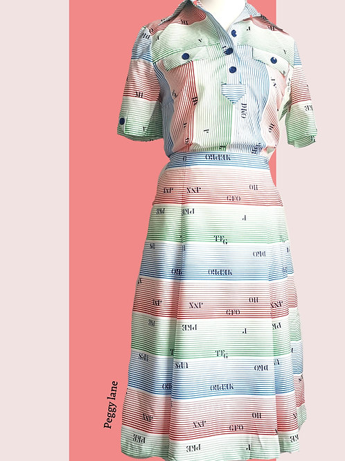 Peggy lane vintage dress