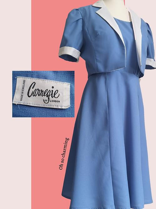 Carnegie Vintage pleated suit